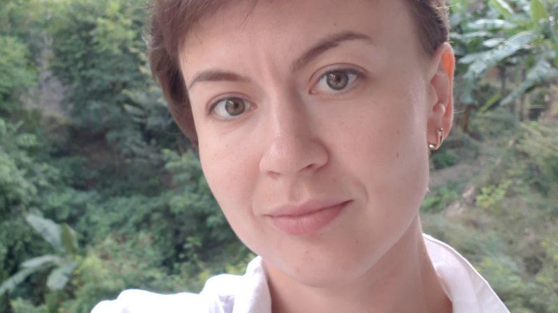 Анастасия Каменщикова
