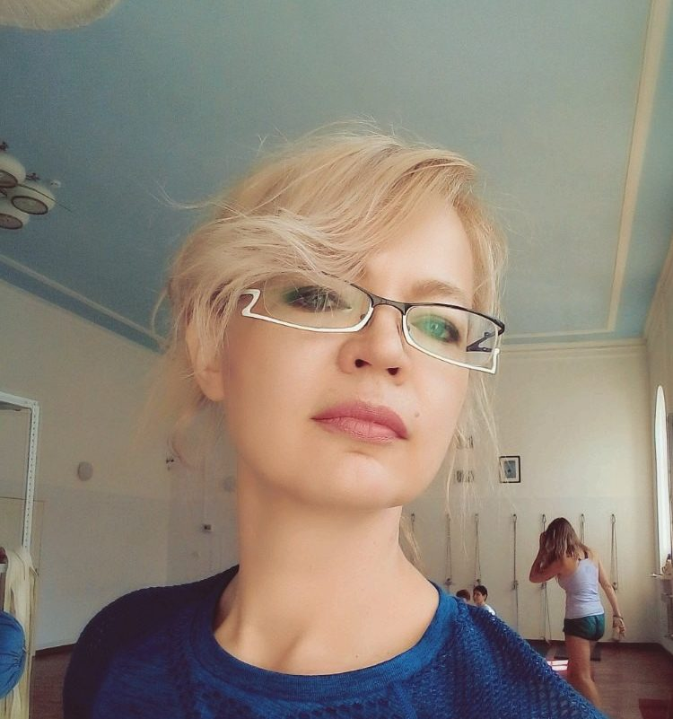 Оксана Митченко