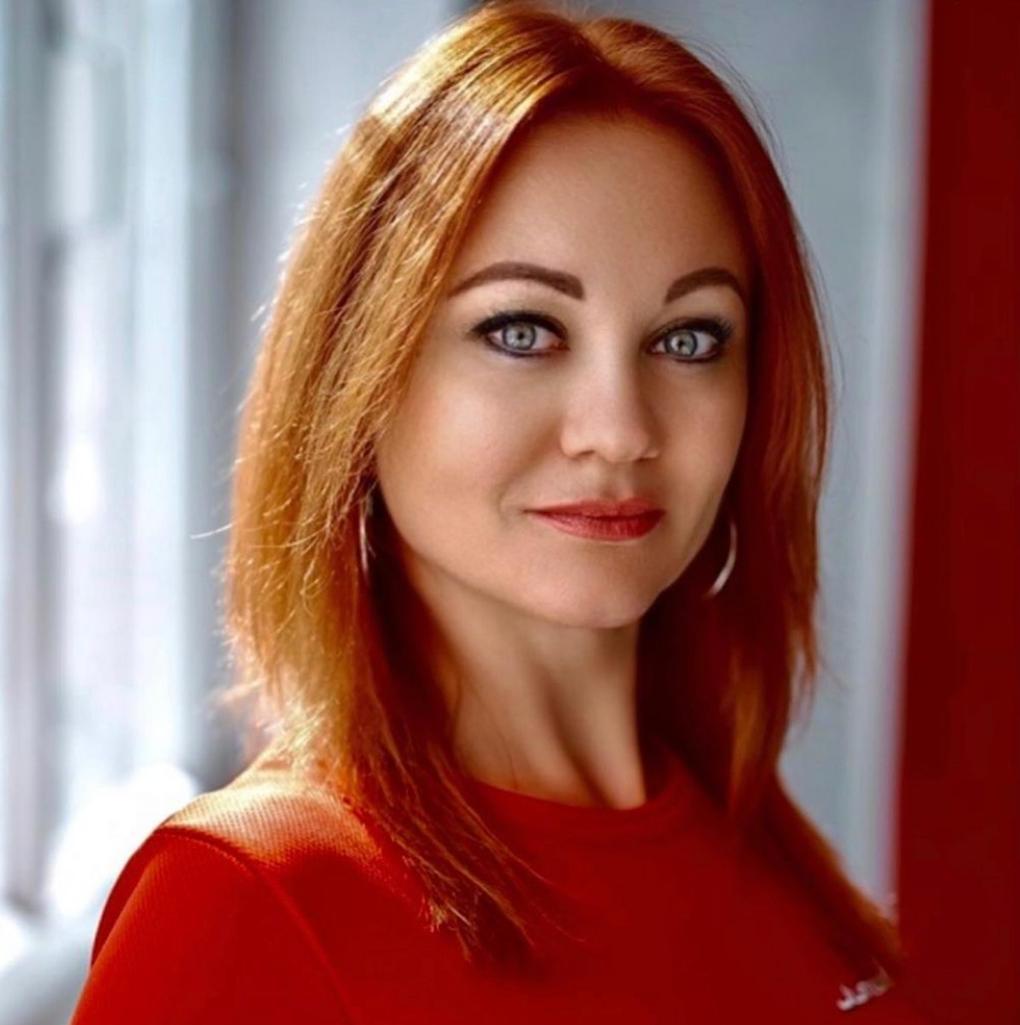 Татьяна Плюхина