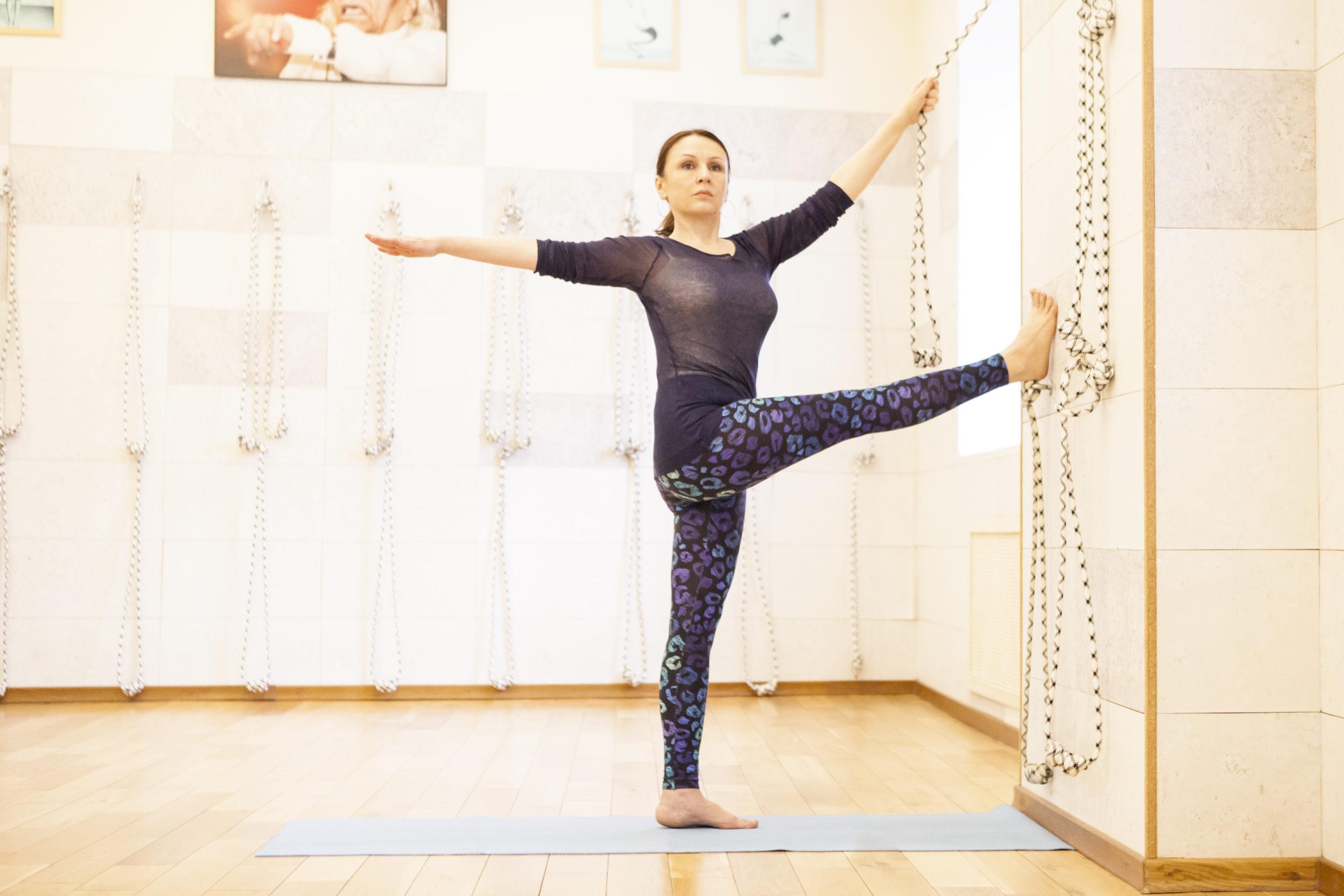 Йога для фигуры